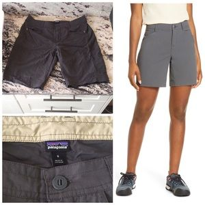 PATAGONIA   The Perfect Hiking Shorts Women's Sz 6